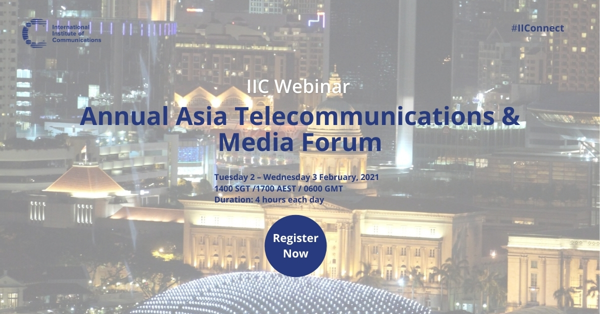 Upcoming Online Conference: Accelerating Digital Transformation in Asia